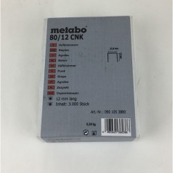 METABO Heftklammern 80/12...