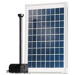 Heissner Solar-Teichpumpe...