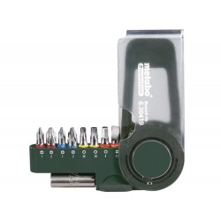 METABO Bit-Box Promotion 9-tlg  63041900