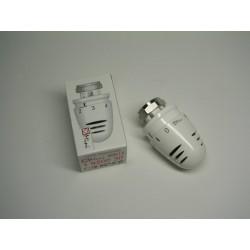 Installation HERZ-Thermostatkopf Mini 9200- 30 weiß HE9200.30-1