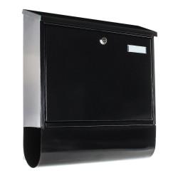 Rottner Sicherheit Briefkasten-Set Villa-Spezial 415x365x125 mm, anthrazit T03958
