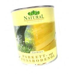 Parkett/fussbodenoel Natural Farblos 0.75 L