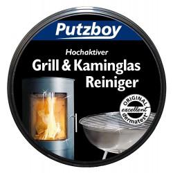 Putzboy Grill U.Kaminglas...