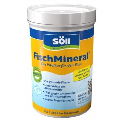 Soell Fisch Mineral 250g 15232