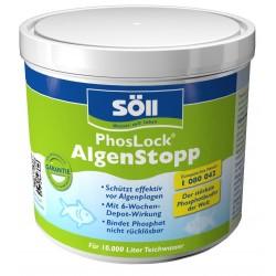 Soell PhoslockAlgenStopp 500g Dose weiss, f.Teich bis 1 11003