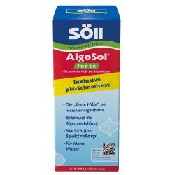 Soell Algo Sol Forte 500ml  11121