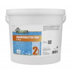 Chemoform Mr.GARDENER Chlortabletten Min a 20g, 5,0Kg 0504105MG
