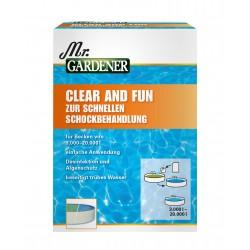 Chemoform Mr.GARDENER Clear and Fun zur Schockbehandlung, 5 Beutel 0511732MG