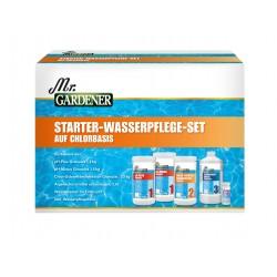 Chemoform Mr.GARDENER Wasserpflegeset Chlor 5-teilig 0600011MG