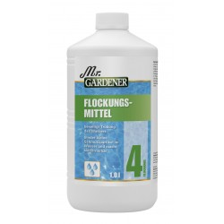 Chemoform Mr.GARDENER Flockungsmittel 1,0L 0901001MG