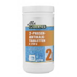Chemoform Mr.GARDENER 2-Phasen-Antikal-T a 250g, 1,0Kg 0551701MG