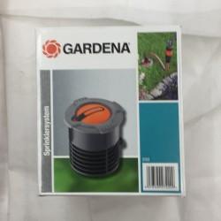 Gardena Anschlussdose...