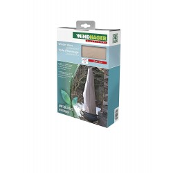 Windhager Winter-Vlies Superprotect 1,15x3 m, weiss 06722