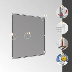 Windhager IS Expert Rahmen Fe 100x120cm   3996