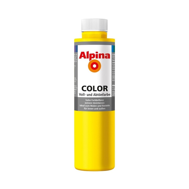 Glemadur Alpina Color sunny yellow 750 ml G24900226