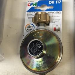 CFH Druckregler 50 Mbar 1/4...