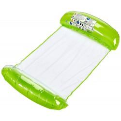 Happy Wasser Hängematte 2in1 grün, ca. 134x79x21 cm 78033