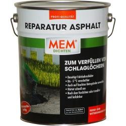 MEM Reparatur Asphalt 10 KG  30836931