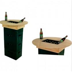 KN Bierkasten-Tischaufsatz...