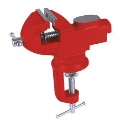 Conmetall Bastler-Schraubstock, drehbar 60 mm COX874060