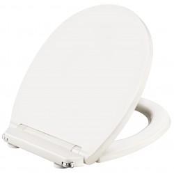 Conmetall PLANO WC-Sitz weiss Duroplast,m. Absenkautomatik ZWKS201200