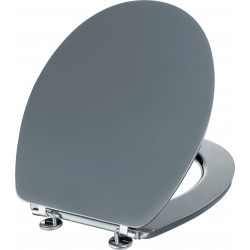 Conmetall TELO WC-Sitz grau MDF ZWKS400256