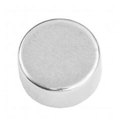 Conmetall Magnet Neodym 10x5 mm vernickelt 3,5Kg rund DY7100002