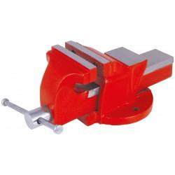 Conmetall Schraubstock, feststehend 80 mm COX870080