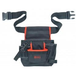 Conmetall Werkzeugtasche mit Guertel 8 Faecher COX952054