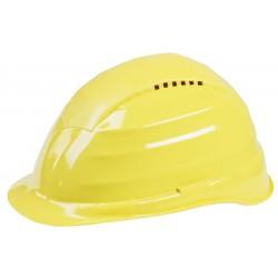 Conmetall Schutzhelm m.Belüftung gelb GELB COX938781