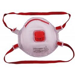 Conmetall Feinstaubmaske FFP3 mit ventil COXT938738
