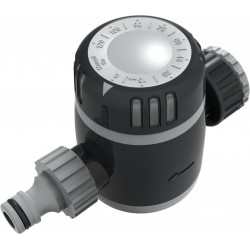 Conmetall Mr.GARDENER Bewässerungsuhr mechanisch Kunststoff mit Soft MRG90420