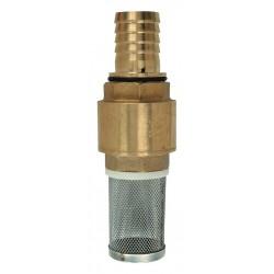 Conmetall Saugfilter m. Korb U. Tuelle 1 1/4 , Mr. Gardener MRG90670