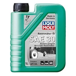 Rasenmäher-Öl SAE 30 1L Kanister 1264