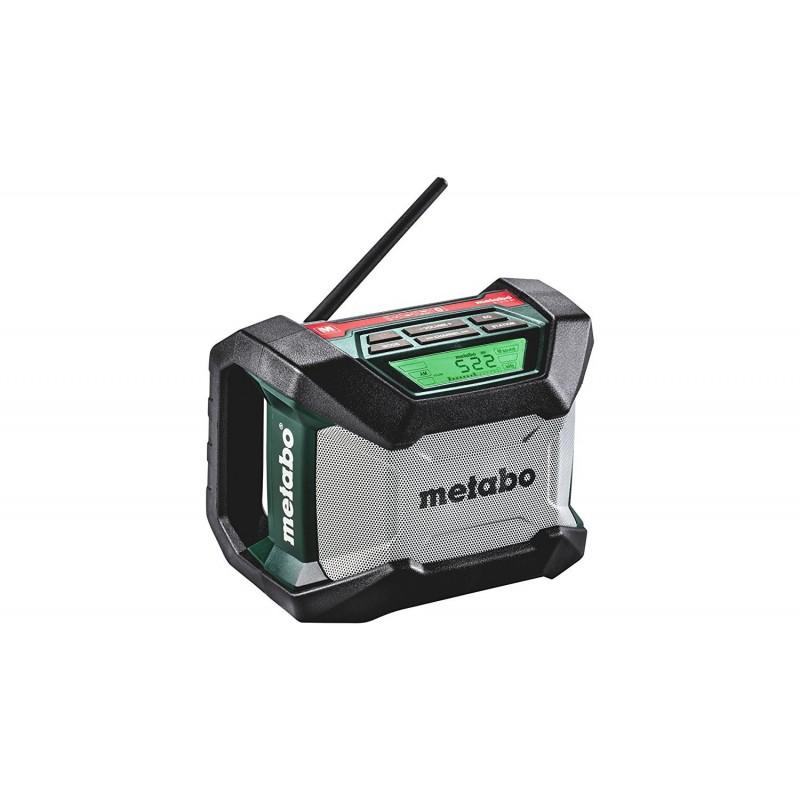 METABO Akku-Baustellenradio R12-18BT 600777850