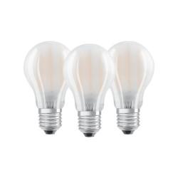 Osram LM-Filament A60 E27 3er Pack m Matt 4058075819351