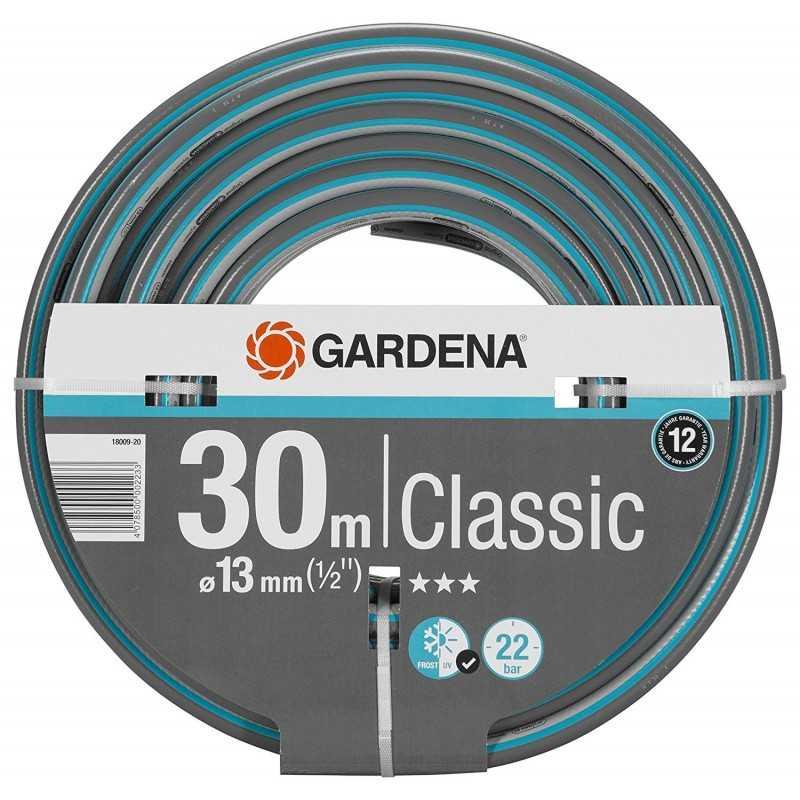 gardena classic schlauch 1 2z 30m 9 x 9 1800920