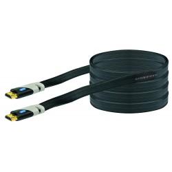 Schwaiger HDMI Verbindungskabel 3,0m SW mit Ethernet HDMF30533