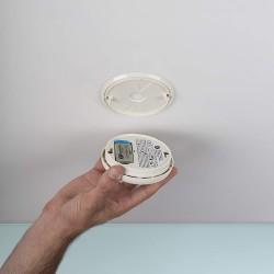 Smartwares Hitzmelder (Kueche) 57 Grad C, 85 dB 10.029.36