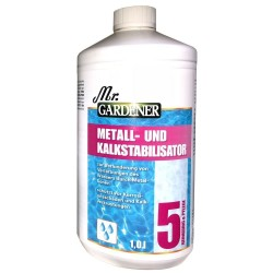 Chemoform Mr.GARDENER Metall- und Kalkst 1,0L 1110001MG