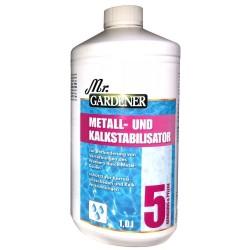 Chemoform Mr.GARDENER Metall- und Kalkst 1,0L 1110001MG