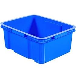 Curver Unibox III M 20,0L 42,5x34,5x17,7 cm blau 01954-082-00