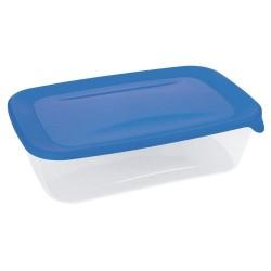 Curver Fresh+Go 2L rechteckig transp.blau 25,6x16,7x7,2cm 00555-139-01