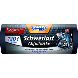 Melitta Swirl Profi-Schwerlastsack 120,0L Zugband - 12 St 215775