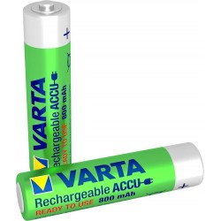 Varta Varta Akku Power Accu Ready2Use AAA, 2x Bli 56703101402