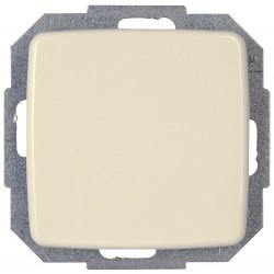 Kopp A/W-Schalter RIVO creme-weiss 585601081