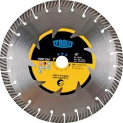 TYROLIT Diamanttrennscheibe Premium C6R 230x2,4x22,23 DCUP1-FC 474753