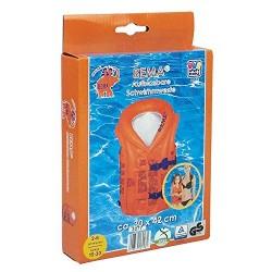 Happy aufblasbare Schwimmlernhilfe orange 2 - 6 Jahre 18028