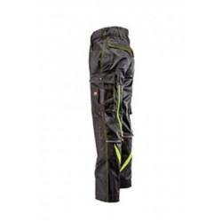 Willax Arbeitshose Ultra ca. 245 g/m2 schwarz Gr.48 432-0-100-48