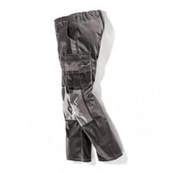 Willax Arbeitshose Nitro Gr.L schwarz/grau 1031-0-104-L